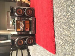 Sony Muteki in home sound system