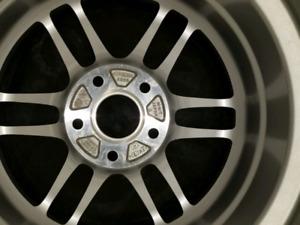 Brand new Enkei RPF1 wheels