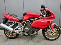 2000 Ducati 900 SS - NATIONWIDE DELIVERY AVAILABLE