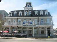 Luxury 2 Bedroom Apartment in the Historic Prince George Hotel