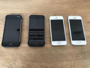 4 iphone à vendre!