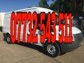 Man with Van - 07732 543 511