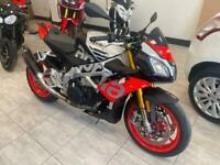 Aprilia Tuono RSV4 FACTORY MOTORCYCLE Petrol Manual