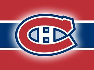 Montreal Canadiens Habs Hockey Plusieurs Matches Saison