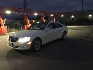 2008 Mercedes-Benz S550 / 4matic