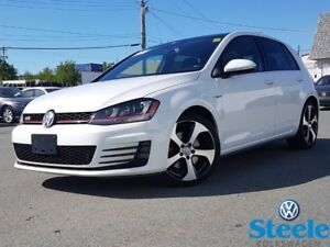 2015 VOLKSWAGEN GOLF GTI Autobahn - Certified, Off Lease, Tech P