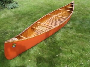 TIME MACHINE - CEDAR STRIP CANOE