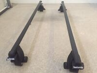 Audi A4 saloon roof bars