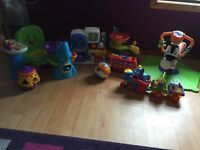 Great bundle of toys for little ones!!!