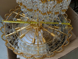 Chandelier , 42' x 31' for sale, ask for 150.