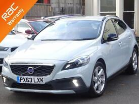 Volvo V40 1.6TD D2 ( 115bhp ) ( s/s ) Powershift 2014.5MY Cross Country Lux