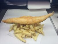 EXPERIENCED STAFF & DRIVER (2 in 1 if possible) wanted for busy chip shop