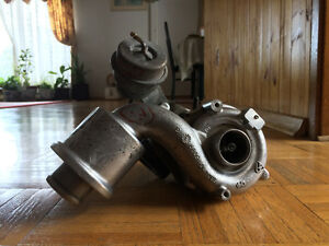 Low KM Genuine Borg Warner K03S Sport Turbo for 1.8T with Extras