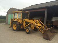 MF 50 D Digger excavator