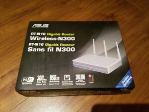 routeur sans fil Asus RT-N16