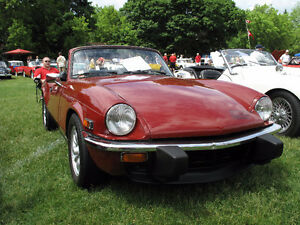 1978 Triumph spitfire - Better than new condition
