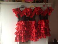 Girls Flamenco Dresses
