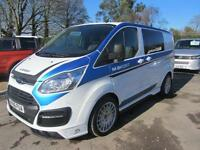 Ford Transit Custom 2.2TDCi ( 155PS ) Double Cab-in-Van 2013.5MY 290 L1H1