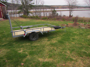 Utility trailor for trade in Woodstock area