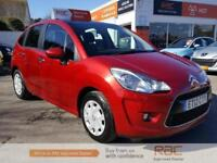 CITROEN C3 E-HDI EGS AIRDREAM VTR PLUS 2012 Diesel Automatic in Red