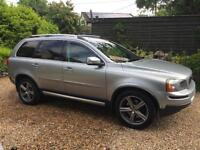 2008 08 VOLVO XC90 2.4 D5 DIESEL SE SPORT 182 GEARTRONIC AUTO 7 SEATER AWD 4X4