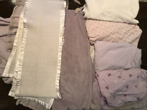 Restoration Hardware, Pottery Barn Crib Bedding