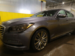 2015 Hyundai Genesis Ultimate 5.0. Fully loaded!