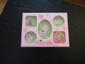 Strawberry Shortcake Multi Picture Frame