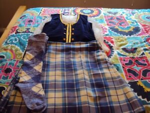 Full Highland Dancing Outfit