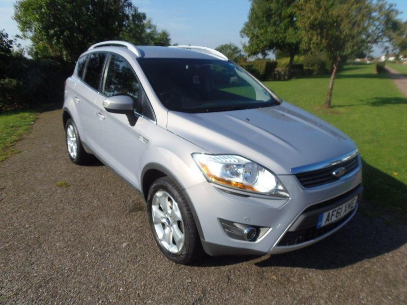 2011 ford kuga 2 0 tdci titanium powershift 4x4 5dr in leigh on sea essex gumtree. Black Bedroom Furniture Sets. Home Design Ideas