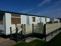 STUNNING CARAVAN FOR SALE IN INGOLDMELLS. PRICE INCLUDES CHANGE OVER FEE