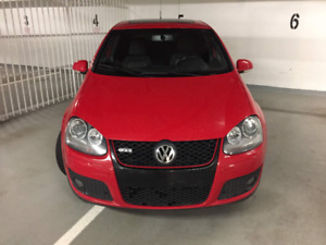 5dr VW GTI mk5 2007 (3rd owner complete maintenance records)