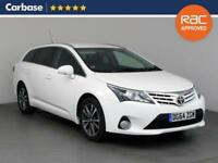 2014 TOYOTA AVENSIS 2.0 D 4D Icon 5dr Estate