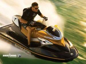 Seadoo Supercharged 215Hp RXP 2007