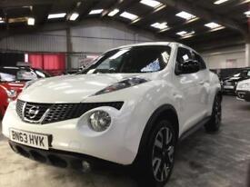 Nissan Juke N-Tec Hatchback 1.6 Cvt Petrol