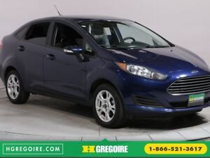 2016 Ford Fiesta SE A/C GR ELECT MAGS BLUETOOTH
