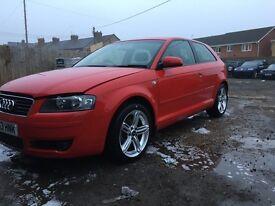 2003 (53)Audi A3 SE 2.0 TDI 2003 £2000