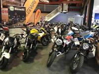 Brand new Sym Symphony ST125 low rate finance call today