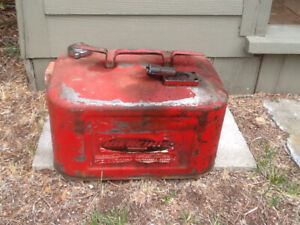 Mercury Outboard Gas Tank.
