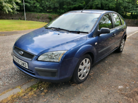 Ford Focus 1.6 Petrol Mot 1 year No offers