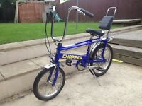 Mk3 Raleigh Chopper. UPGRADED