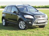 Ford Kuga 2.0TDCi Titanium**DIESEL**TOP OF THE RANGE**PART LEATHER**FORD PSH**