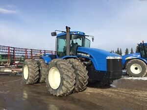 2003 New Holland TJ425 4WD Tractor