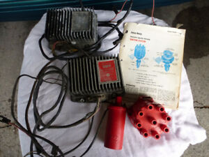 DELCO UHV IGNITION AMPLIFIERS  - Vintage Parts