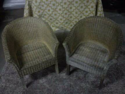 Cane Furniture / Armchair - Used