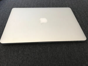 MacBook Pro (Retina, 13inch, early 2015, 121GB, Microsoft word)