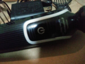 HARDLY USEDPHILIPS-NORELCO- HAIR TRIMMER FOR SALE $25 IN GREAT C