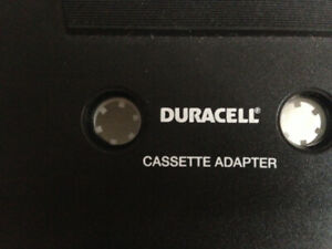 Casette Adapter Electronic