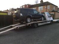 24/7 Service recovery transport cars London Enfield