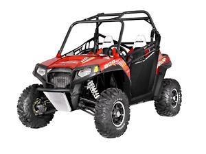 Bumper Avant Low Profile RZR